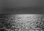 Boats AT Sea #4, (Pacific Coast), 1991/92 19″x19″ B&W Photograph