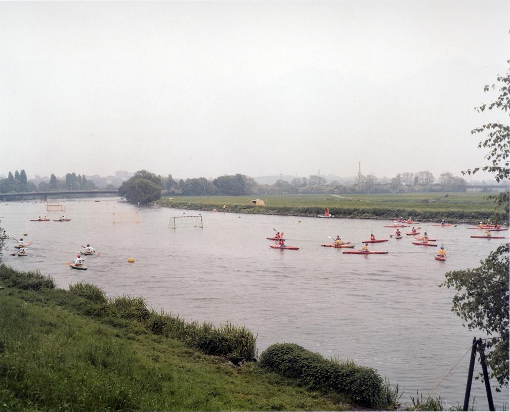 Essen (Canoe Football)