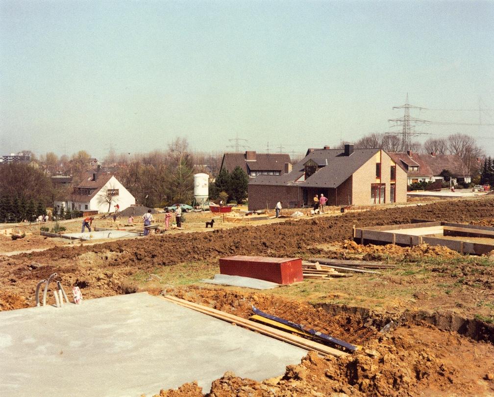 Essen (Home Construction Site)