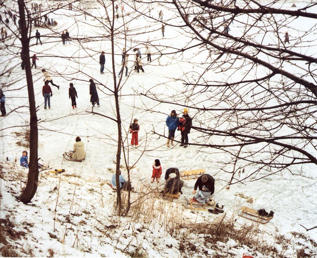 Essen (Snow Scene)