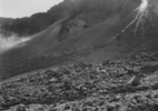 Rockfall Inside Mount St Helens Crater