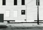 Side of a building, Minneapolis, MN 1973/1974
