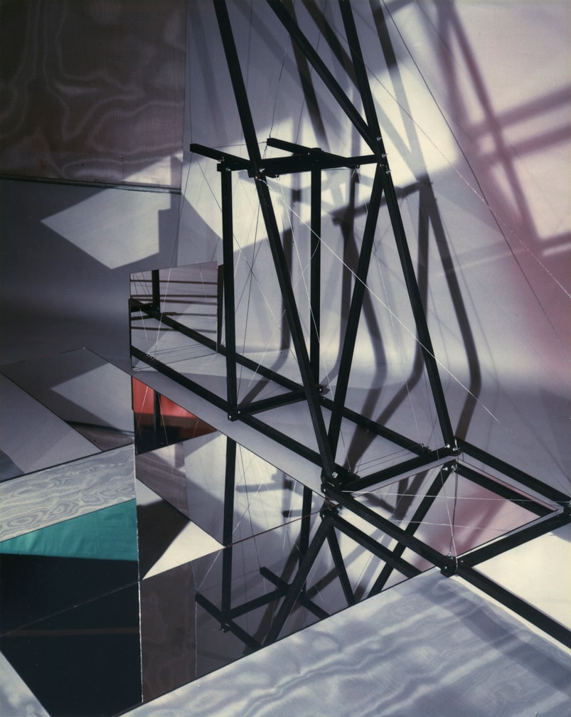 Barbara Kasten, Constructs