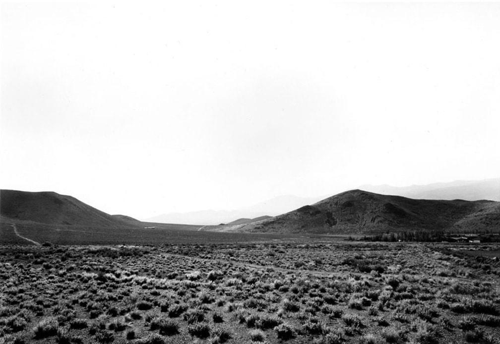 Lewis Baltz, Nevada