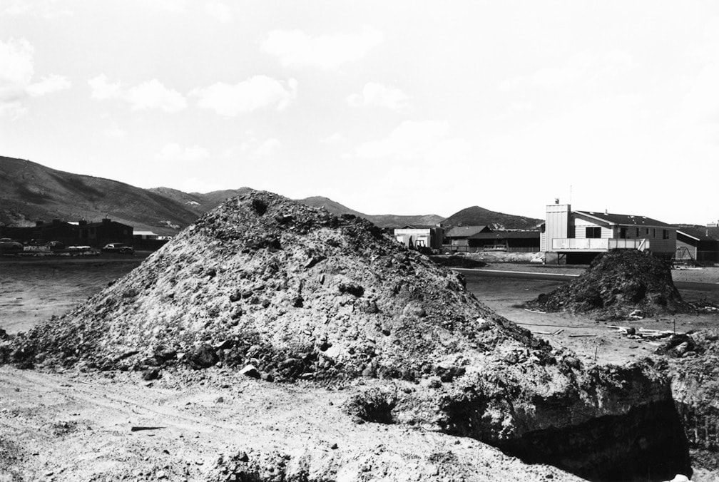 Lewis Baltz, Park City