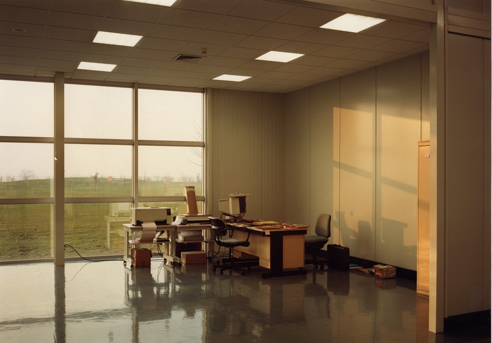 Lewis Baltz, 89/91 Sites of Technology