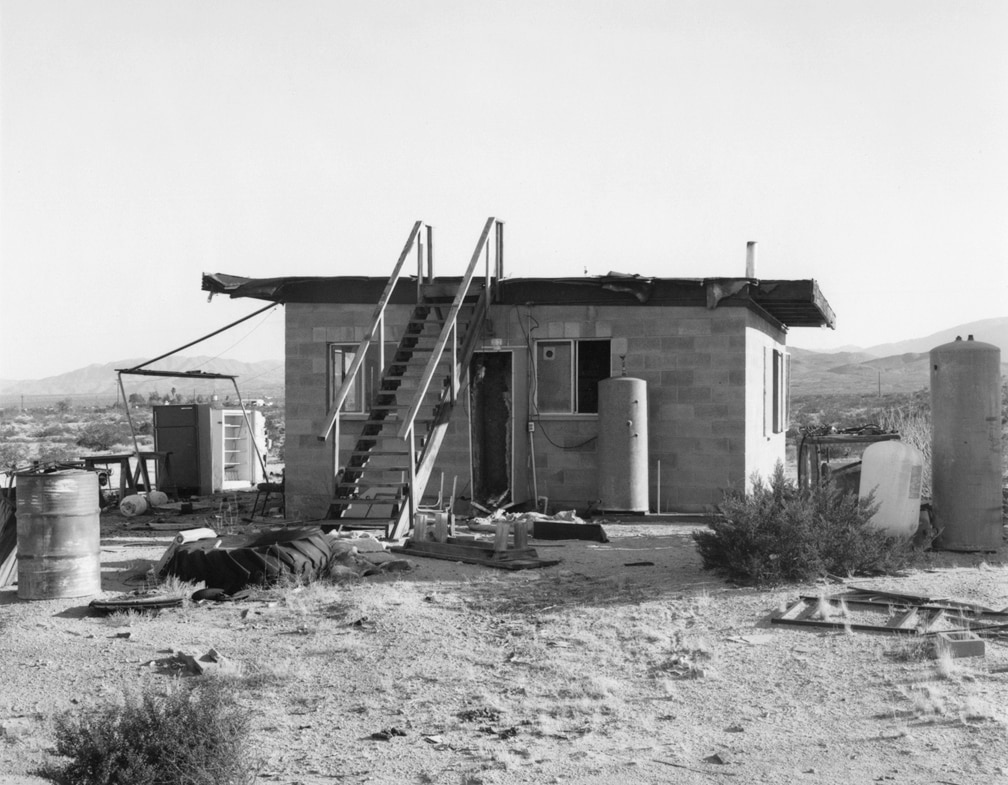 Mark Ruwedel, Desert Houses