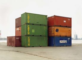 Frank Breuer, Containers