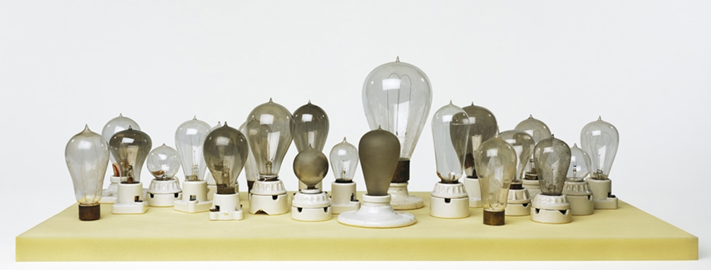 A Narrative History of the Lightbulb   Gallery Luisotti