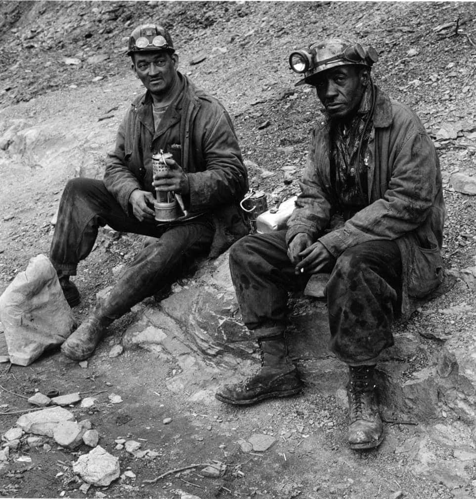 Appalachia (Two Miners)