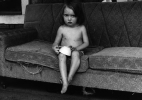 Appalachia (Child on couch)