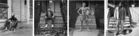 Milton Rogovin, Lower West Side Triptychs