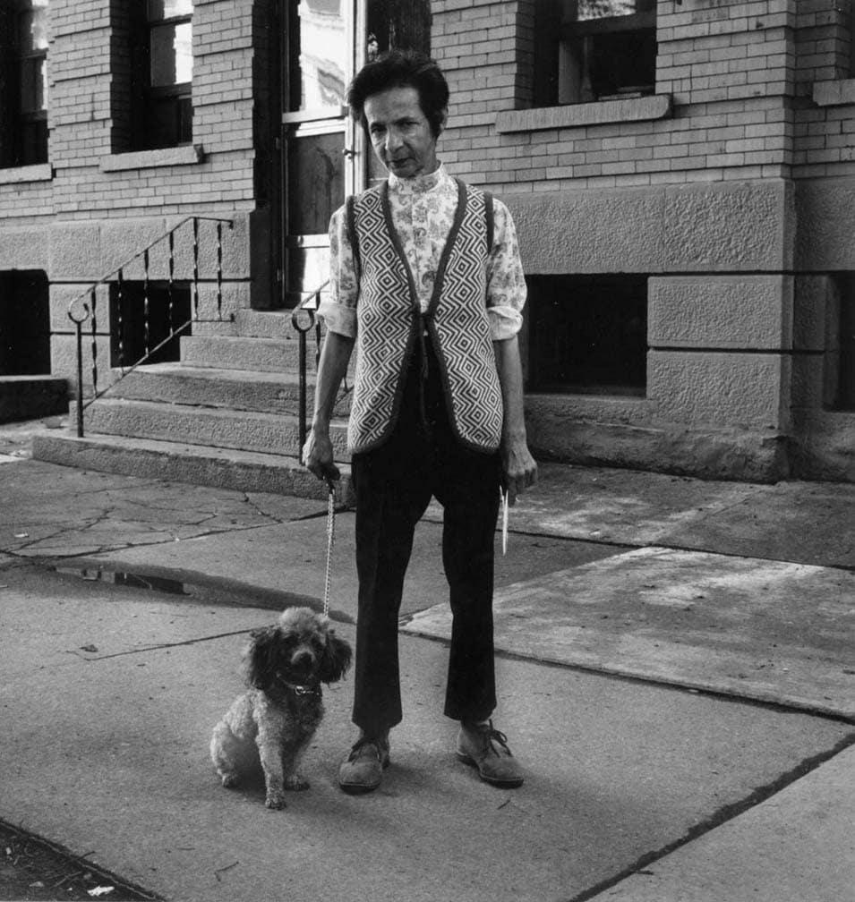 Milton Rogovin, Lower West Side