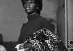 Lower West Side, Buffalo (Woman with leopard coat)