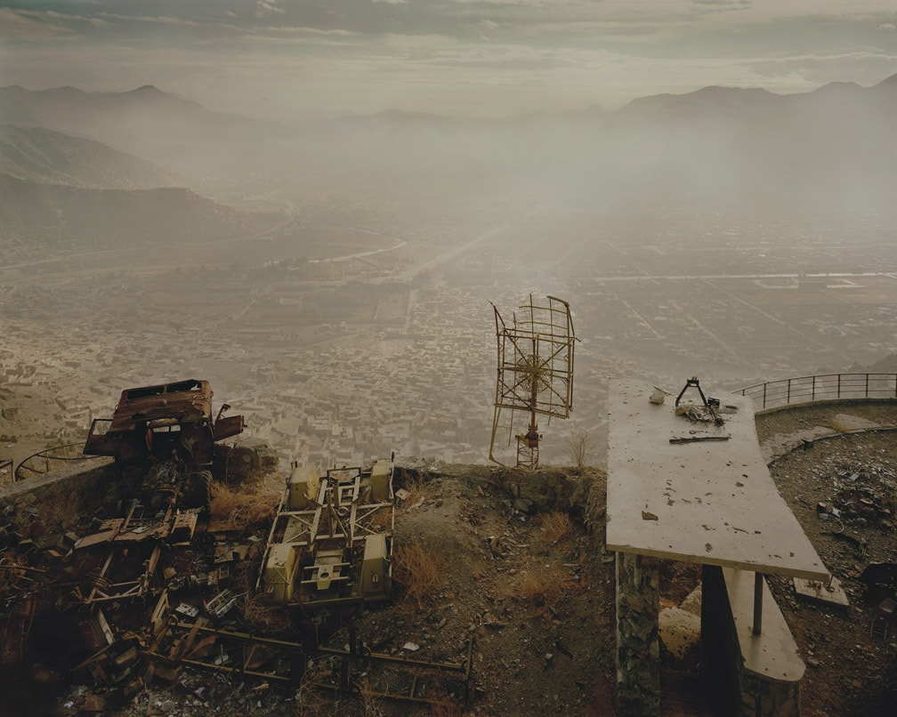 Simon Norfolk, Afghanistan, Chronotopia, Photographs, War