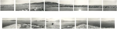 Mark Ruwedel, Pictures of Spiral Jetty, Photographs of Island of Broken Glass