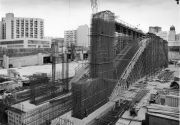 Arch Construction III, 1981 Gelatin silver print  16 x 20 inches
