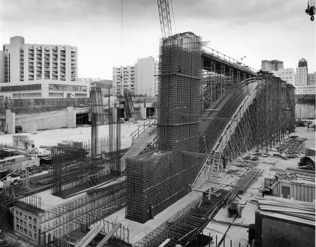 Arch Construction III