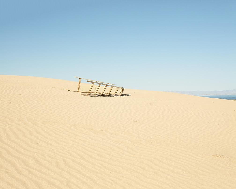 Ron Jude, Ladder on Dune