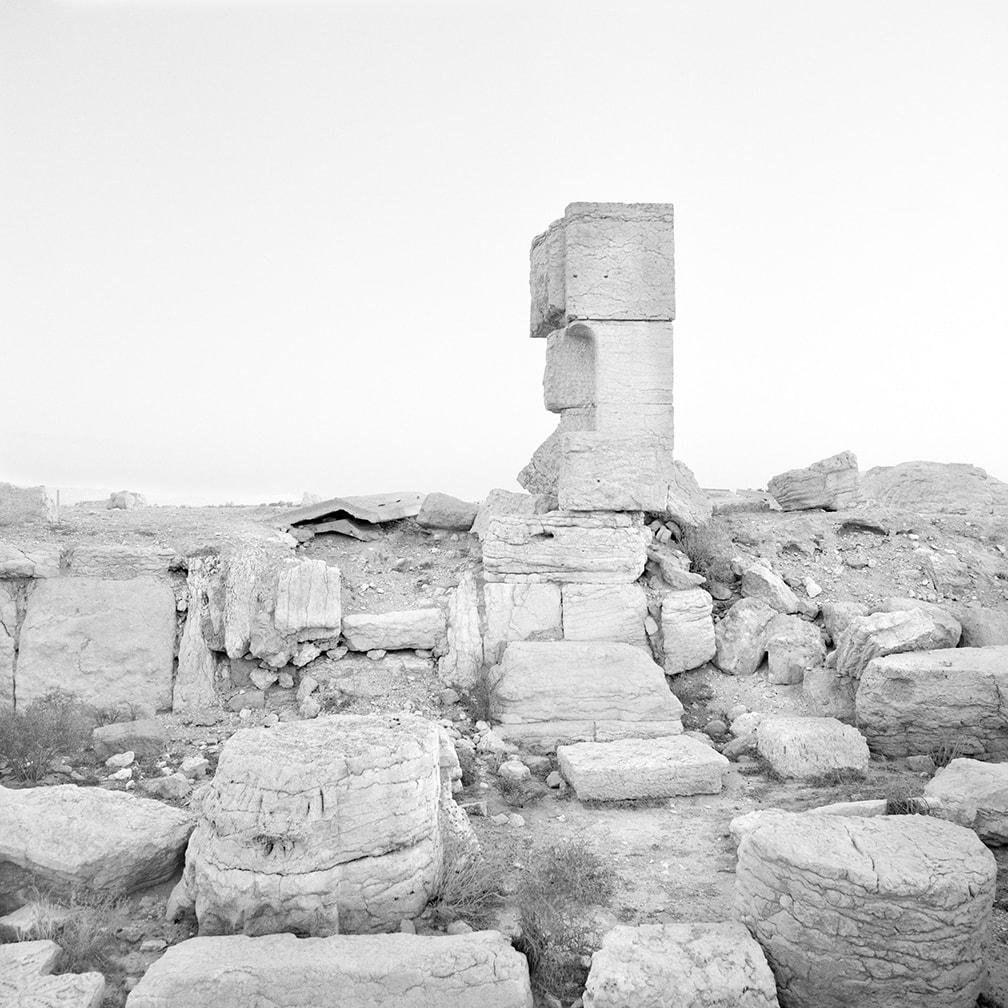Necropolis, Palmyra (B2-N13), 2010