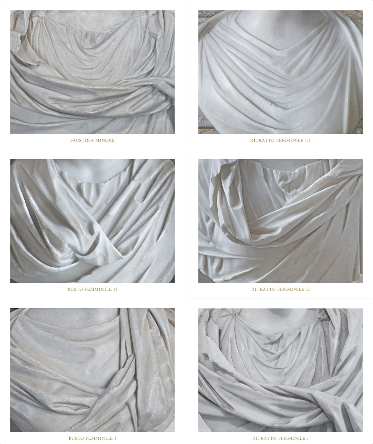 Bust Typology, Female, 2013-2014