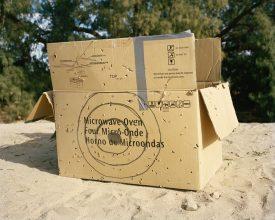 Ron Jude, Target Practice #2 (Box)
