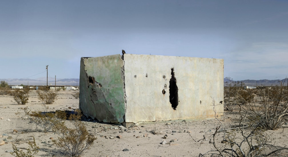 John Divola, Wonder Valley, CA