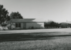 Backyard and garage of 2201 Wenonah, looking north – Wichita Falls, Texas, 1972/1974