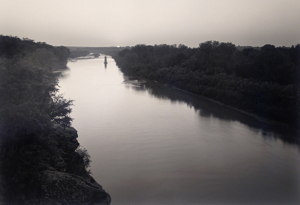 Brazos River, Texas, 1995/2016