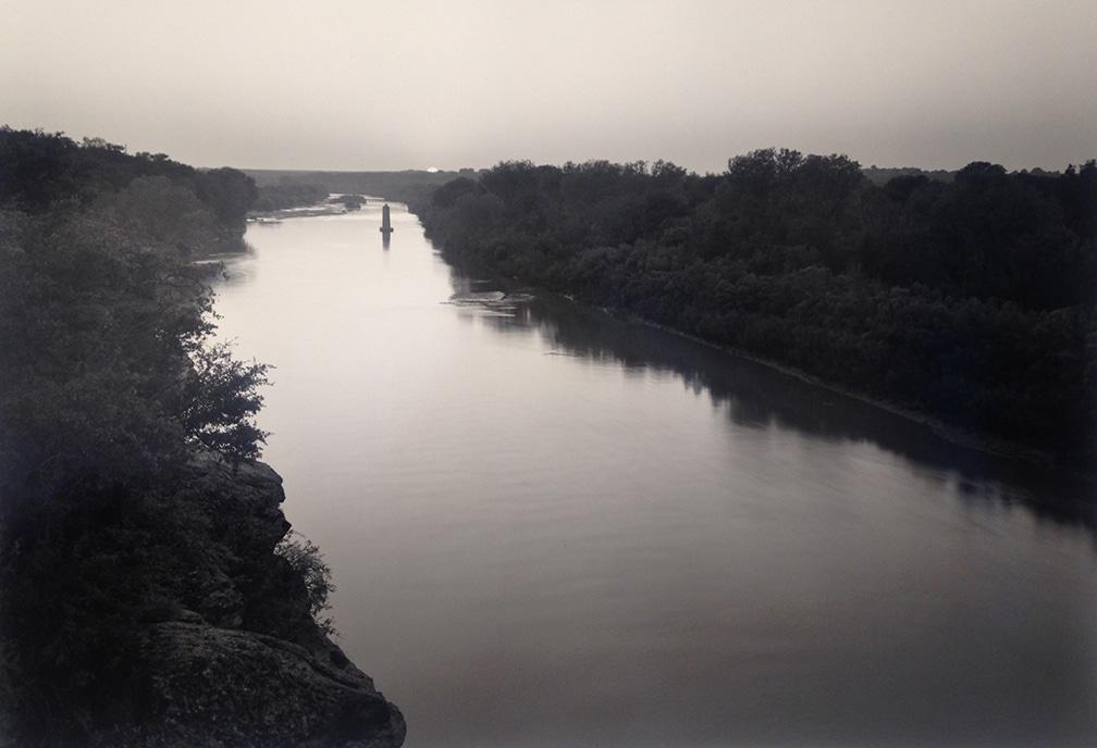 Brazos River, Texas, 1995/2016