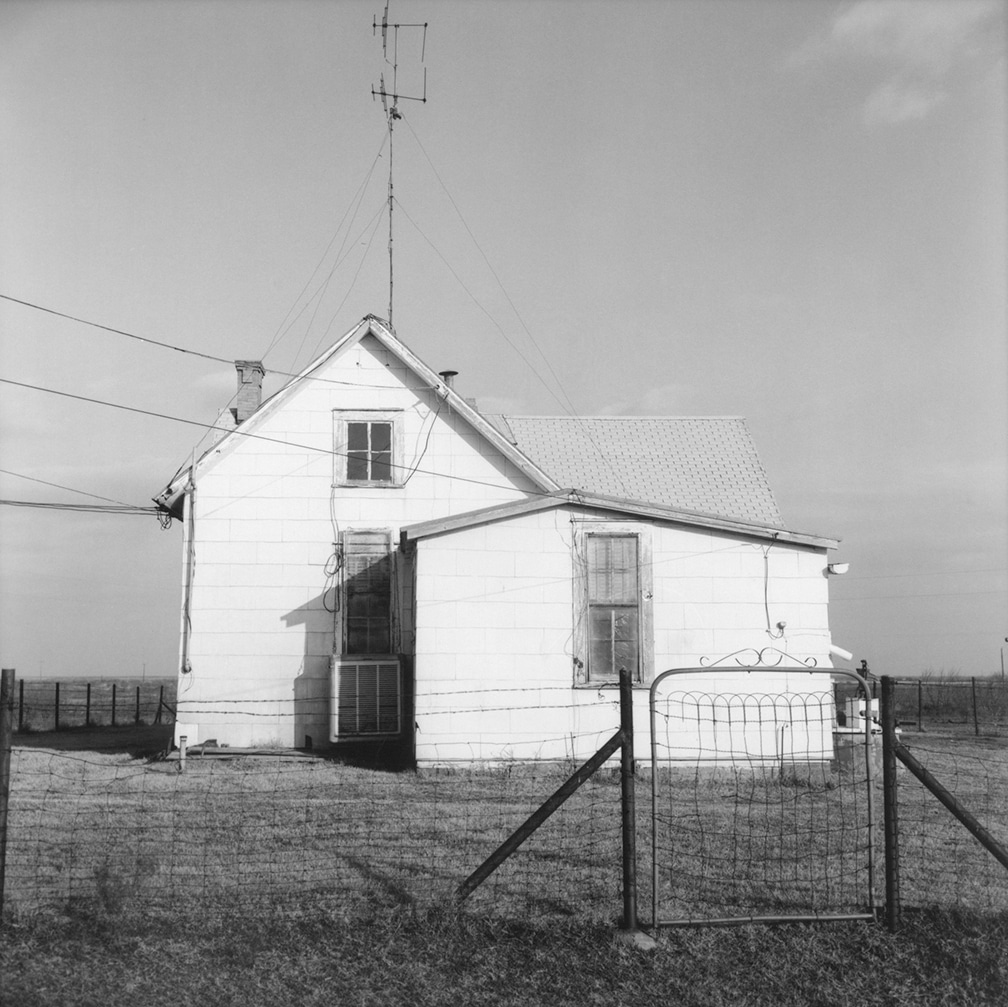 Ross Family Ranch, near Jolly, Texas, 1972/1973