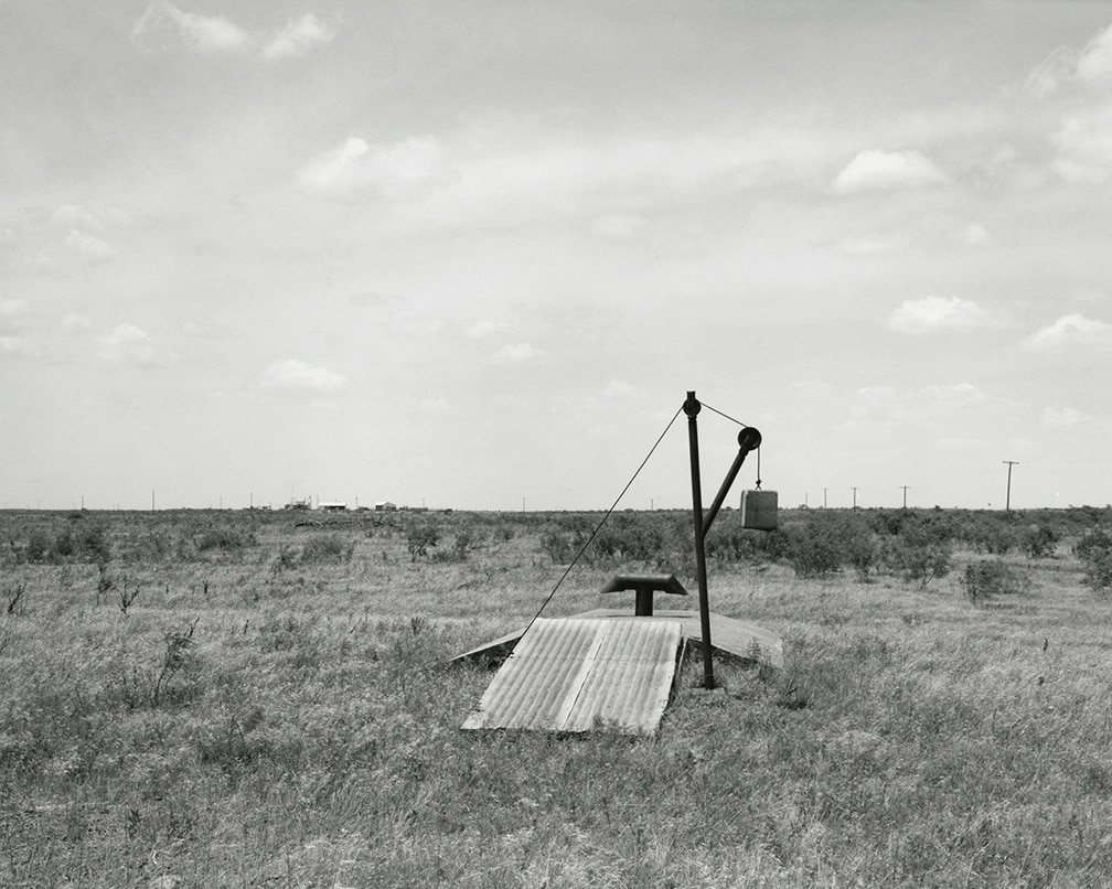 Texas Memories #7: Storm Cellar Behind (Vanished) Foreman's House – Ross Family Ranch, near Jolly, Texas, 1984/1988