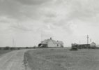 Texas Memories #8: Ross Familly Ranch House, near Jolly, Texas, where my Mother Spent part of her Childhood (1919-1924), 1984/1988