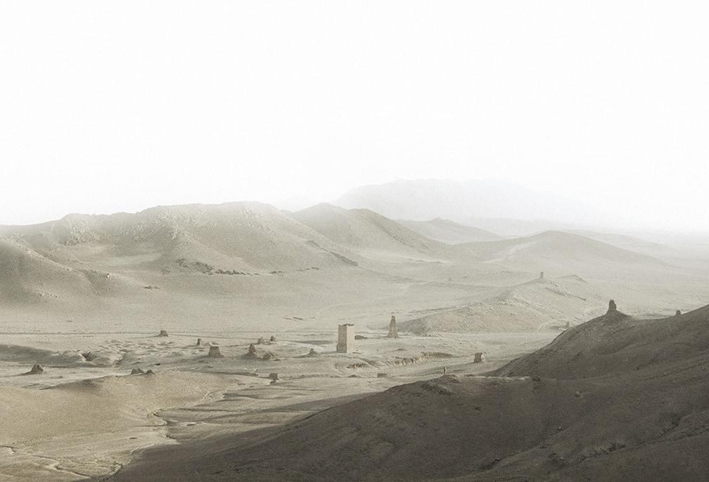 Necropolis, Palmyra 1-3 (Color)
