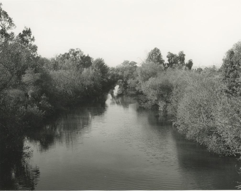 LA River View #2, 2017
