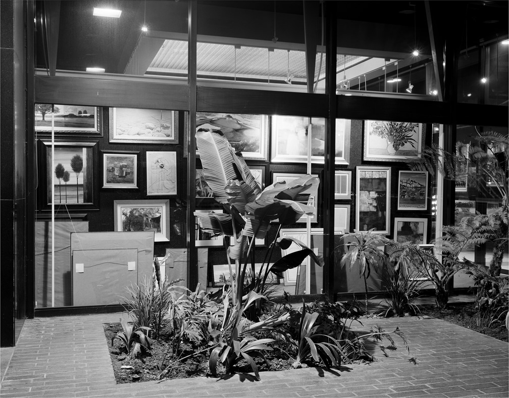 03. Poster Shop, silver gelatin print, 2008, 17 x 22 inches