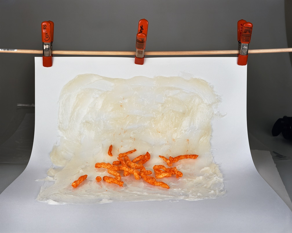 08. Vaseline and Cheetos, archival pigment print, 2008, 12 1:2 x 16 inches
