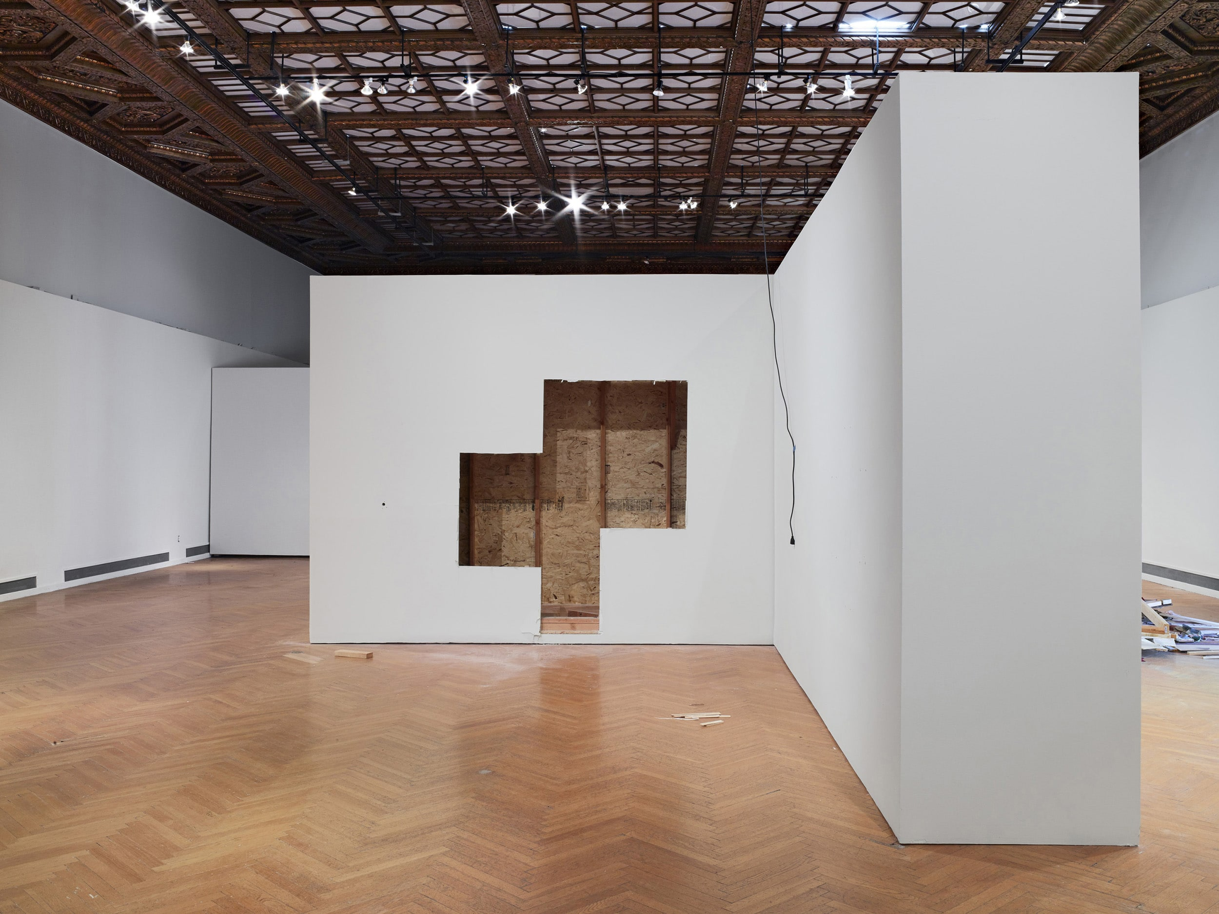 Intervention I MCAM, 2018, 37.5×50