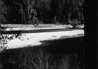Occupied Landscape #4, (Yosemite), 1991/92 19″x19″ B&W Photograph